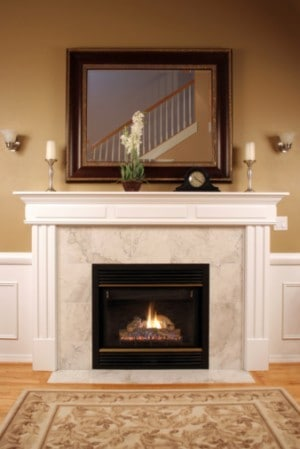 fire place install