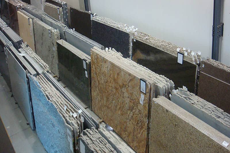home countertop samples