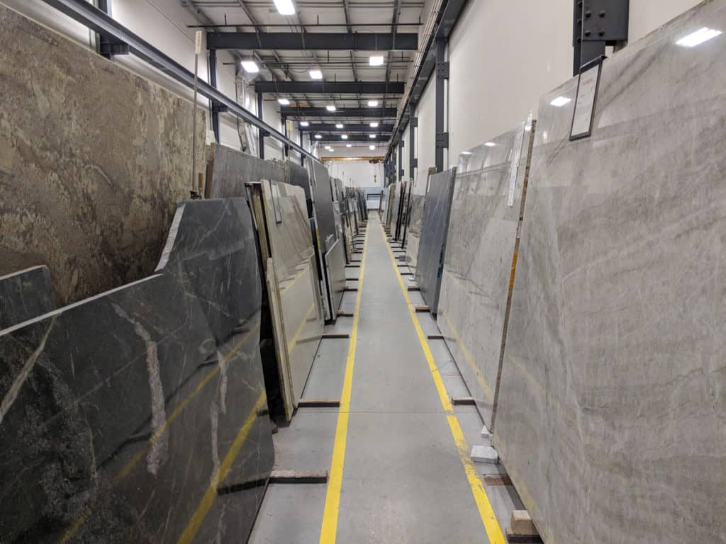 home granite samples
